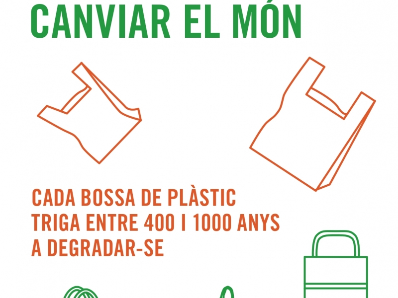 The 'Barcelona + Sustainable' campaign applies to all of us, discover it! (6)