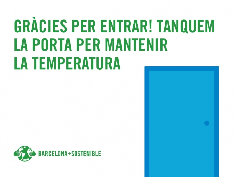 The 'Barcelona + Sustainable' campaign applies to all of us, discover it! (11)