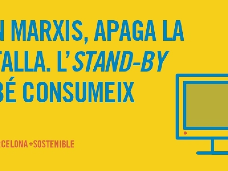 The 'Barcelona + Sustainable' campaign applies to all of us, discover it! (14)