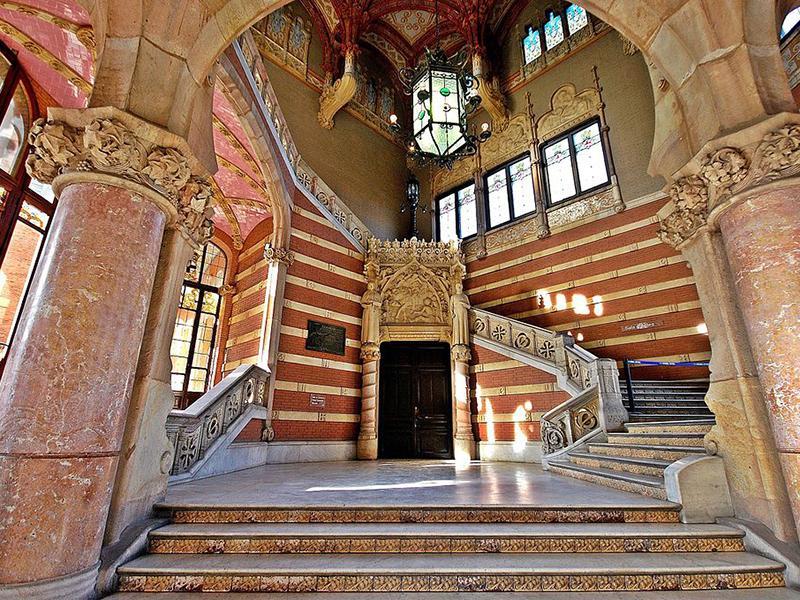 Recinte Modernista de Sant Pau (Barcelona) - All You Need to Know ...