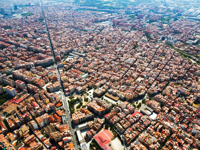 The undeniable tourist attraction of Barcelona