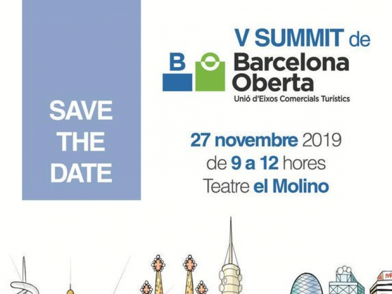 Fifth edition of the Barcelona Oberta Summit
