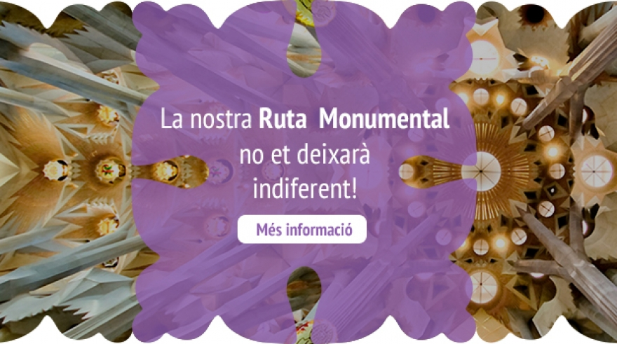 Our Monumental Route will not leave you indifferent!