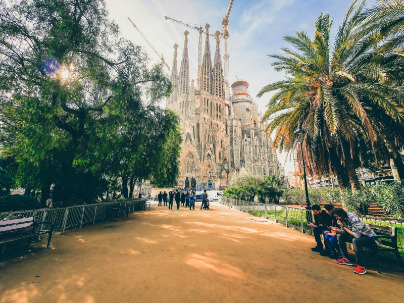 Sagrada Familia Square
