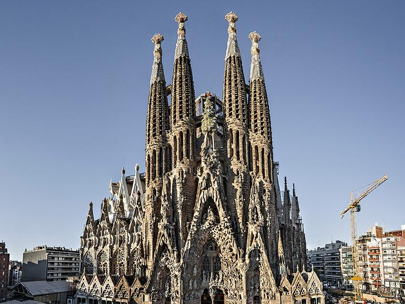 La Sagrada Familia: 'The Cathedral of the Poor'