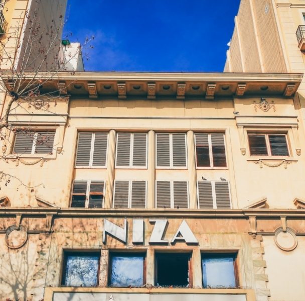 Antic Cinema Niza
